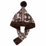 View Image 3 of Reindeer Dog Hat by Pinkaholic - Brown