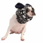 View Image 1 of Reindeer Dog Snood by Pinkaholic - Navy