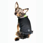View Image 5 of Reversible Camo Puffer Dog Vest by Hip Doggie