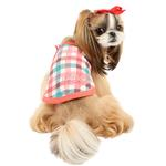 View Image 1 of Romance Dog Shirt by Puppia - Orange