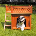 View Image 1 of Room with a View Outdoor Dog House