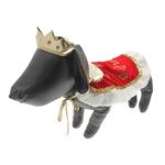 View Image 1 of Royalty Dog Halloween Costume - Queen