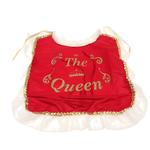 View Image 2 of Royalty Dog Halloween Costume - Queen