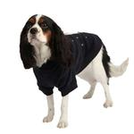 View Image 3 of Rudolph Dog Hoodie by Puppia - Navy Blue