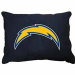 View Image 1 of San Diego Chargers Dog Bed