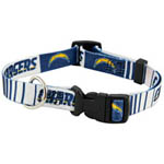 San Diego Chargers Dog Collar