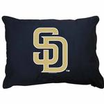 View Image 1 of San Diego Padres Dog Bed