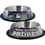 View Image 1 of San Diego Padres Dog Bowl