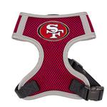 San Francisco 49ers Dog Harness