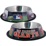 View Image 1 of San Francisco Giants Dog Bowl