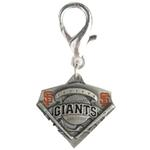 View Image 1 of San Francisco Giants Pennant Dog Collar Charm