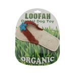 View Image 1 of Sandal Loofah Dental Dog Toy