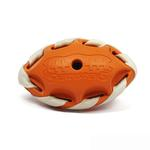 View Image 1 of Seamsters Rubber/Rawhide Football Toys
