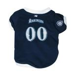 Seattle Mariners Baseball Dog Jersey