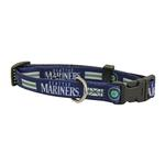 Seattle Mariners Baseball Printed Dog Collar