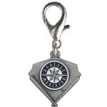 View Image 1 of Seattle Mariners Pennant Dog Collar Charm