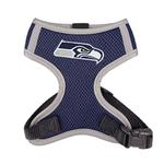Seattle Seahawks Dog Harness