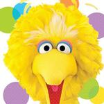 Sesame Street Party Supplies - Big Bird Luncheon Napkins