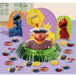 Sesame Street Party Supplies - Table Decoration Kit