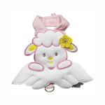Sheep Angel Dog Harness with Matching Leash by Klippo