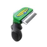 View Image 1 of Short Hair FURminator for Small Dogs - Green