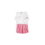 View Image 3 of Signature Pinkaholic Stripe Dress - White & Pink
