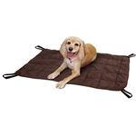 View Image 1 of Silver Tails Bamboo Charcoal Easy-Lift Multi-Use Dog Mat