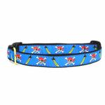 View Image 1 of Skully Dog Collar by Up Country