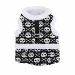 View Image 3 of Skully Flirt Dog Harness by Pinkaholic