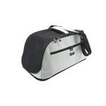 View Image 1 of Sleepypod Air Travel Pet Carrier Bed - Glacier Silver