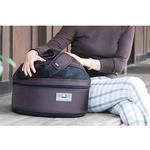 View Image 3 of Sleepypod Mobile Pet Carrier Bed - Dark Chocolate