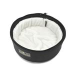 View Image 3 of Sleepypod Mobile Pet Bed Ultra Plush Bedding - White