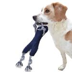View Image 1 of Smiley Bone Dog Toy