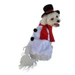 View Image 1 of Snowman Dog Costume