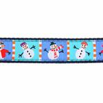 View Image 3 of Snowman Dog Leash by Up Country