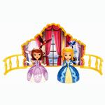 Sofia the First Toys - Dancing Sisters Playset