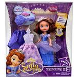 Sofia the First Toys - Perfect Princess Curtsy Doll