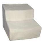 View Image 1 of Soft Step Pet Stairs - Oatmeal