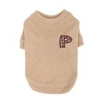 View Image 1 of Spice Dog Sweater by Puppia - Beige