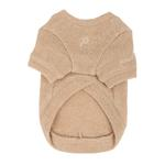 View Image 2 of Spice Dog Sweater by Puppia - Beige