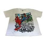 Spider-Man Clothing - Spider-Man and The Lizard T-Shirt