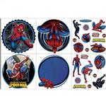 Spider-Man Bedroom Decor - Spider-Man Wall Decorating Kit