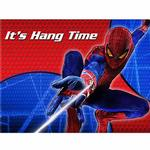 Spider-Man Party Supplies - Postcard Invitations