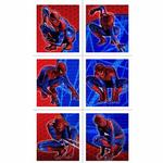 Spider-Man Party Supplies - Reward Stickers