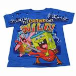 SpongeBob SquarePants Clothing - The Crowd Goes Wild T-Shirt