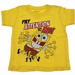 SpongeBob SquarePants Clothing - Pay Attention to Me T-Shirt