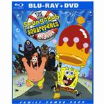 SpongeBob SquarePants Movies - The SpongeBob SquarePants Movie (Two Disc Blu-ray/DVD Combo)