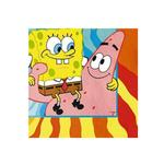 SpongeBob SquarePants Party Supplies - Buddies Beverage Napkins
