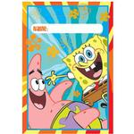 SpongeBob SquarePants Party Supplies - Buddies Loot Bag