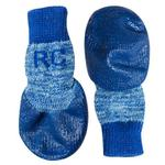 View Image 1 of Sport PAWks Dog Socks - Blue Heather
